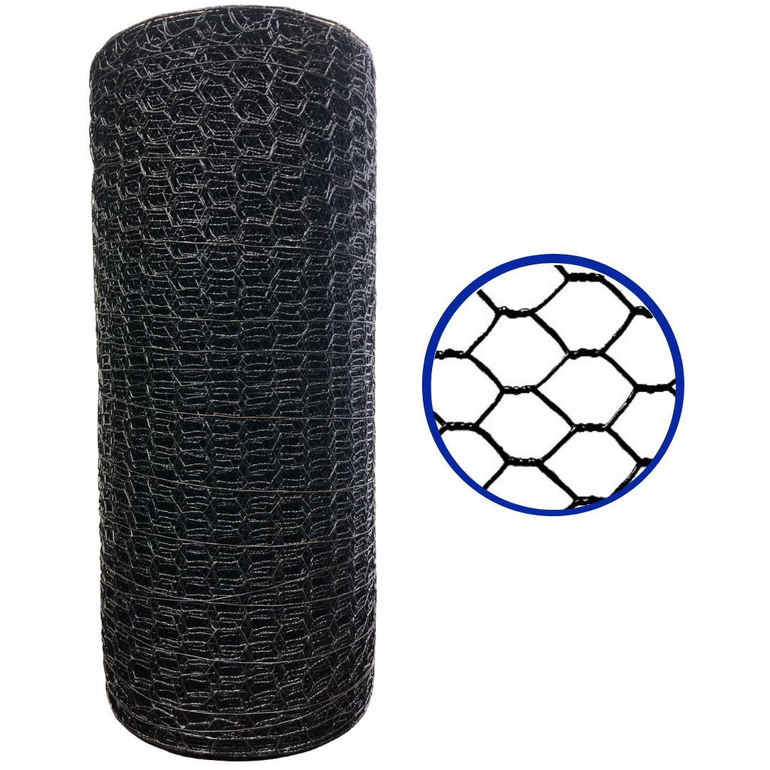 Vinyl Coated Chicken Wire