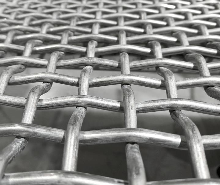 Plain Steel Carbon Steel Close Up-2
