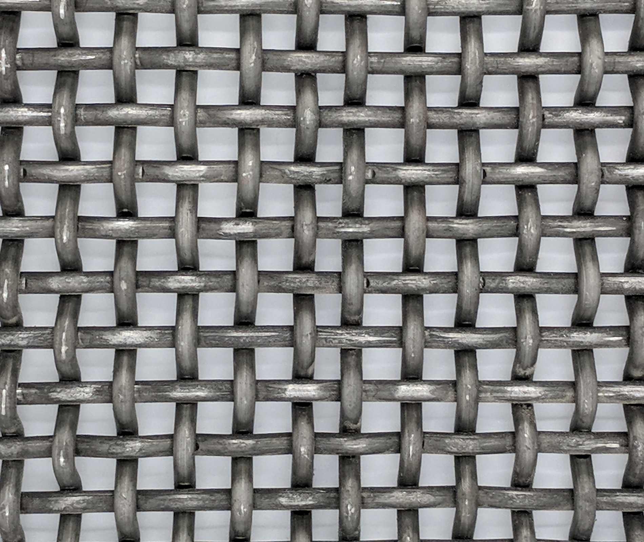 Plain Steel Carbon Steel Top Close Up