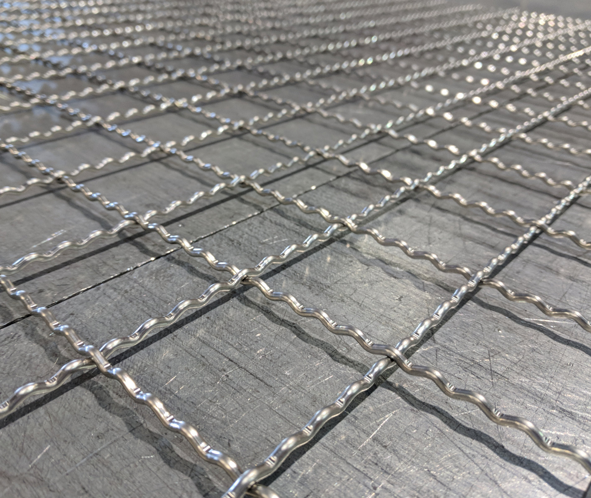 Woven Wire Mesh - 04