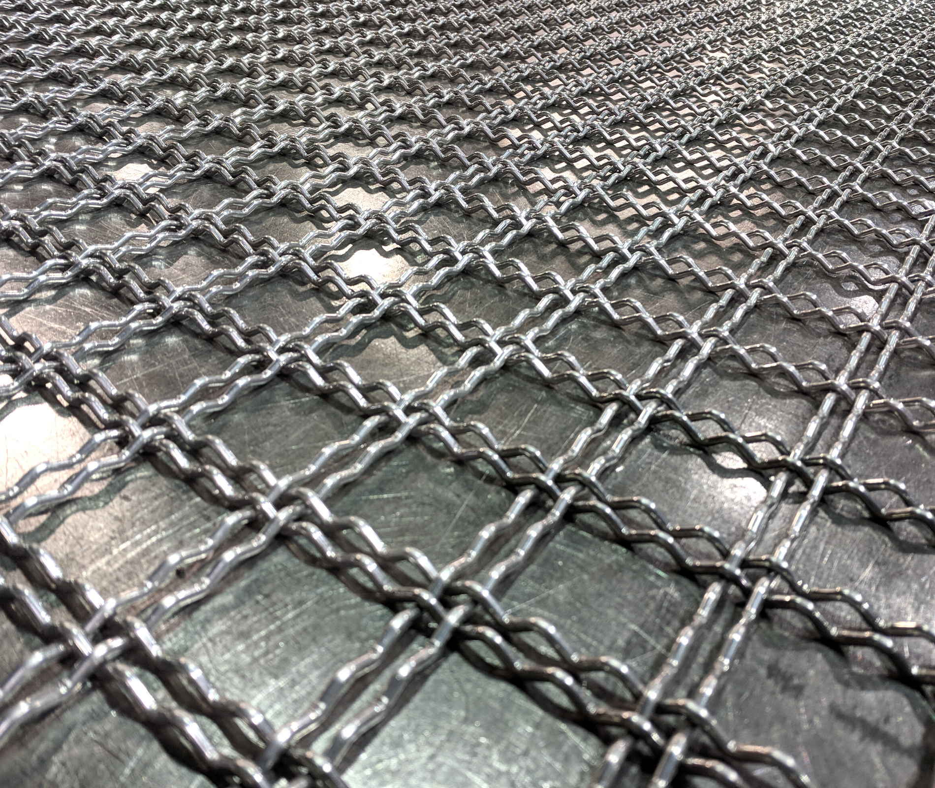Woven Wire Mesh - 07