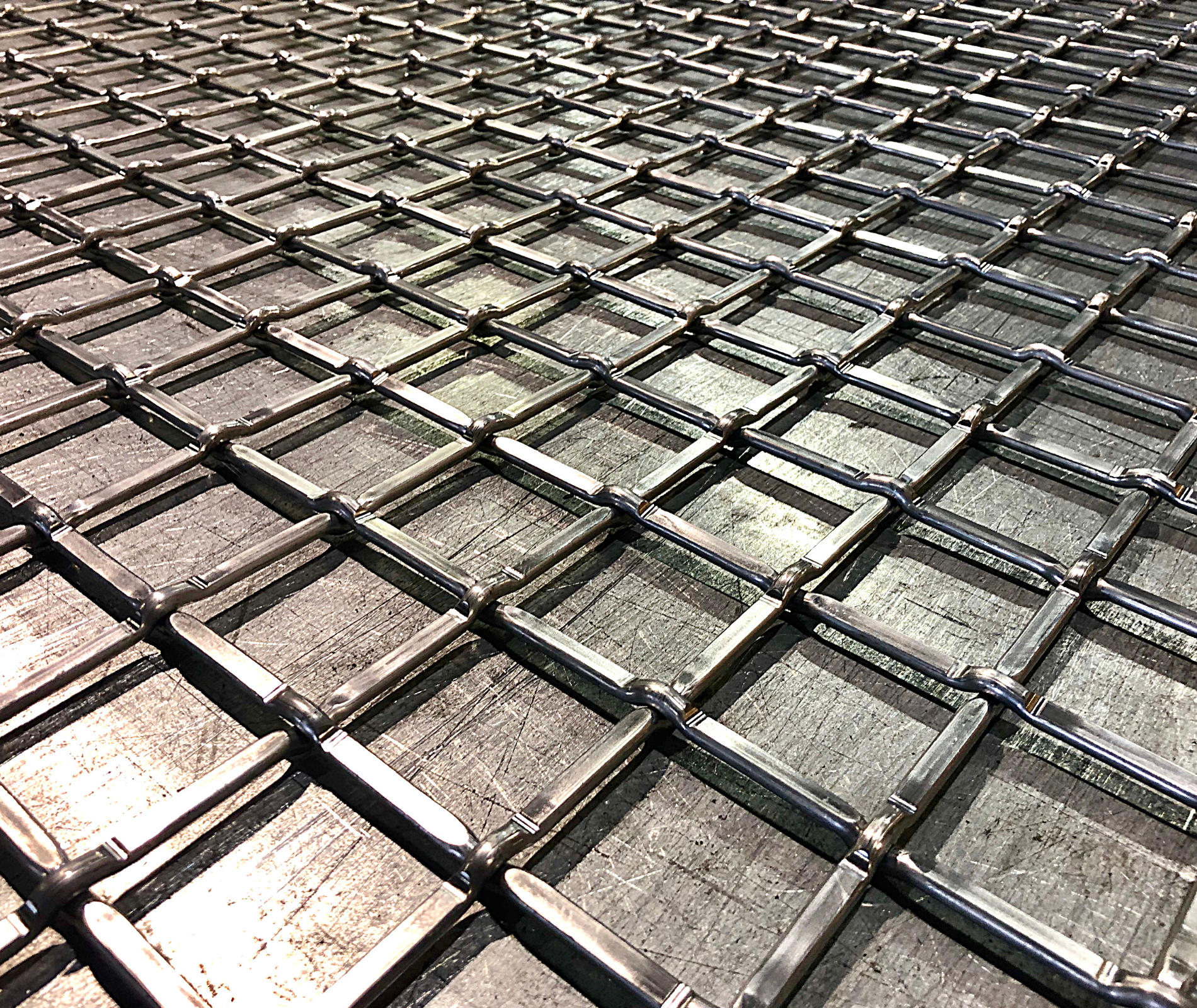 Woven Wire Mesh - 12